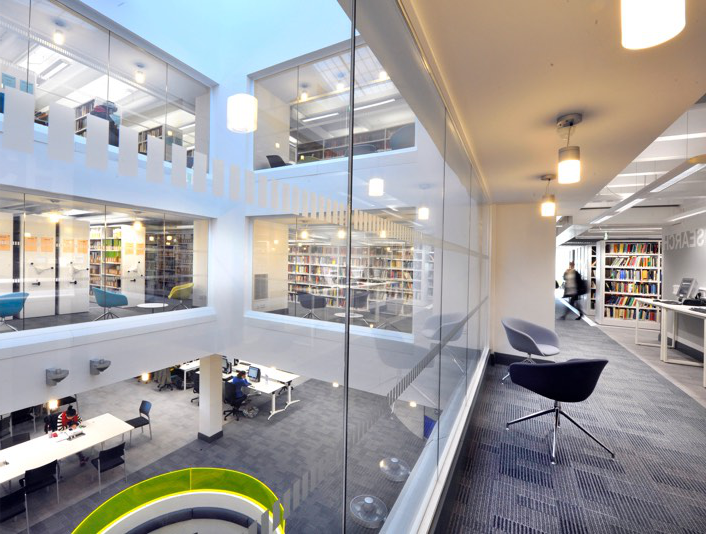 University of Stirling library